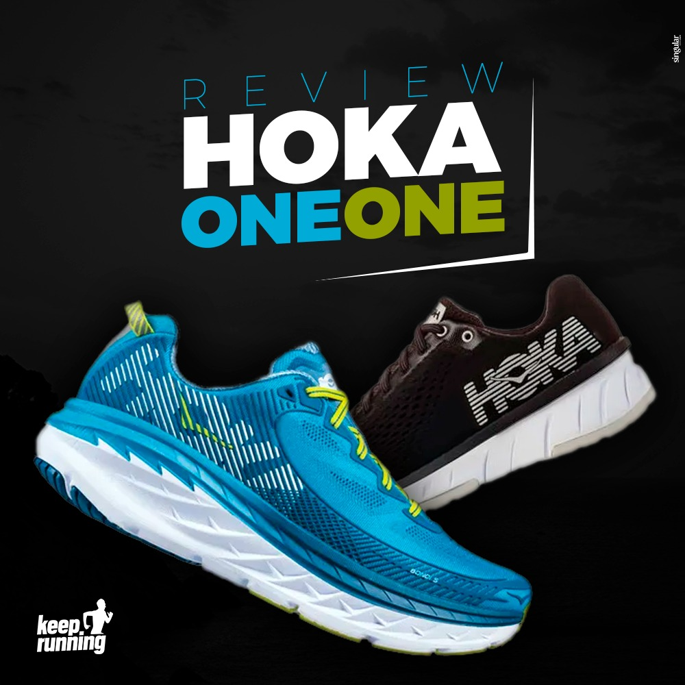 Review HOKA ONE ONE!