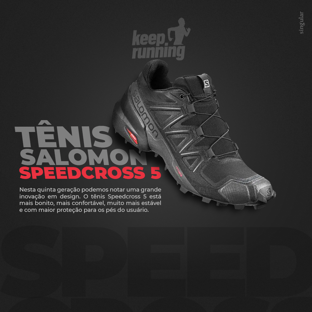 REVIEW SALOMON SPEEDCROSS 5!